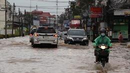 Bão Noul ảnh hưởng tới 22 tỉnh ở Thái Lan