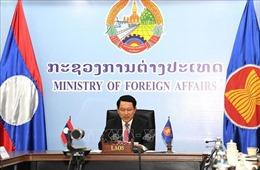 Bộ trưởng Ngoại giao Lào tham dự Hội nghị Bộ trưởng Ngoại giao ASEAN lần thứ 53