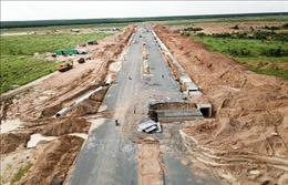 Không để tâm lý nghỉ Tết ảnh hưởng tiến độ dự án giao thông