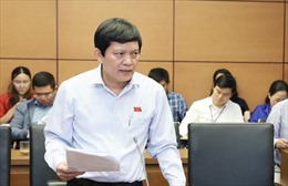 Trình bãi nhiệm tư cách đại biểu Quốc hội đối với ông Phạm Phú Quốc tại Kỳ họp thứ 10