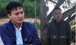 Khởi tố vụ án, khởi tố bị can đối với 2 phóng viên 'tống tiền'doanh nghiệp