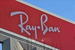 Facebook 'bắt tay'Ray-Ban phát triển kính thực tế ảo kết nối điện thoại thông minh
