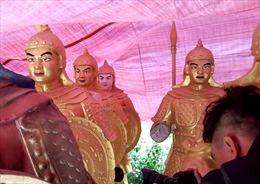 Sở VHTTDL tỉnh Lâm Đồng: Sẽ không cấp phép trưng bày tượng binh lính cổ