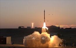 Israel hoàn tất thử nghiệm phiên bản mới nhất của tên lửa I-Derby
