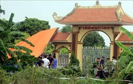 Nguyên Trưởng ban Nội chính Tỉnh ủy Thái Bình tử vong tại nghĩa trang