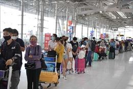 Đưa trên 340 công dân Việt Nam từ Thái Lan về nước