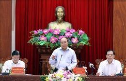 Thủ tướng chủ trì hội nghị về chủ động ứng phó với nguy cơ hạn, xâm nhập mặn ở ĐBSCL