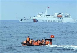 Việt Nam và Trung Quốc đàm phán vòng XIII Nhóm công tác về vùng biển ngoài cửa Vịnh Bắc Bộ và vòng X Nhóm công tác bàn bạc về hợp tác cùng phát triển trên biển