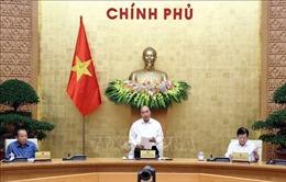 Nghị quyết phiên họp Chính phủ chuyên đề xây dựng pháp luật tháng 8/2020