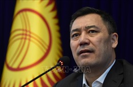 Tân Thủ tướng Kyrgyzstan công bố kế hoạch hành động của chính phủ