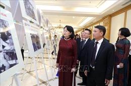 Phó Chủ tịch nước Đặng Thị Ngọc Thịnh tham dự Lễ kỷ niệm 60 năm TTXGP