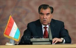 Điện mừng Tổng thống Cộng hòa Tajikistan