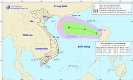 Bão số 6 chưa tan hẳn, Biển Đông lại xuất hiện áp thấp nhiệt đới mới
