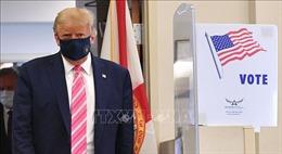 Trên 58 triệu cử tri Mỹ đã bỏ phiếu sớm