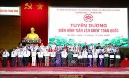 Phát huy sức mạnh 'thế trận lòng dân' trong sự nghiệp xây dựng và bảo vệ Tổ quốc