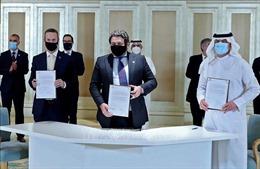 Israel và UAE ký thỏa thuận miễn thị thực cho công dân hai nước