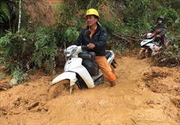 Khẩn trương khắc phục hậu quả do mưa lũ tại Kon Tum