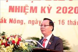 Xây dựng tỉnh Đắk Nông trở thànhtrung tâm công nghiệp Nhôm quốc gia