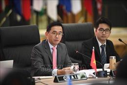 Việt Nam dự hội thảo trực tuyến về nâng cao hiệu quả chuỗi cung ứng ASEAN