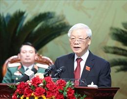 Tổng Bí thư, Chủ tịch nước Nguyễn Phú Trọng: Phát triển kinh tế dựa trên nền tảng văn hóa