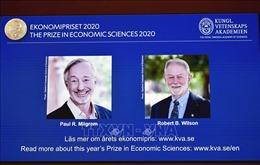 Nghiên cứu về thuyết đấu giá đoạt giải Nobel Kinh tế mang lại lợi ích xã hội to lớn