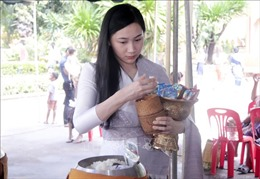 Đặc sắc Lễ Okphansa của nhân dân các dân tộc Lào
