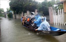 Mưa lũ kéo dài tại Quảng Nam làm 4 người chết và 2 người mất tích
