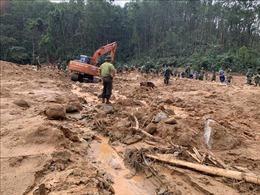 Tình hình mưa lũ ngày 15/10: Tang thương Rào Trăng 3