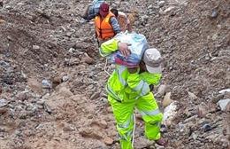 Tình hình mưa lũ ngày 16/10: Vẫn chưa tìm thấy 15 công nhân mất tích ở Rào Trăng 3