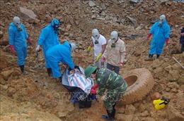 Tình hình mưa lũ ngày 24/10: Nỗ lực tìm kiếm 12 nạn nhân còn lại tại Rào Trăng 3