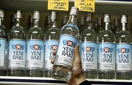 Ít nhất 44 người tử vong vì uống rượu lậu ở Thổ Nhĩ Kỳ