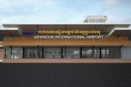 Campuchia hoàn thành mở rộng đường băng sân bay quốc tế Sihanouk