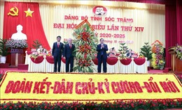 Khai mạc Đại hội đại biểu Đảng bộ tỉnh Sóc Trăng lần thứ XIV