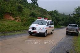 Tình hình mưa lũ ngày 19/10: Khép lại 40 giờ tìm kiếm thi thể 22 cán bộ, chiến sĩ Đoàn 337
