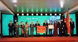 Trao tặng danh hiệu Anh hùng Lực lượng vũ trang nhân dân cho TTXGP