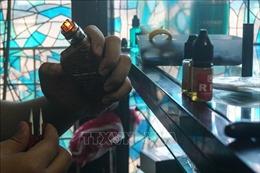 Tăng cường chống buôn lậu thuốc lá điện tử, thuốc lá làm nóng