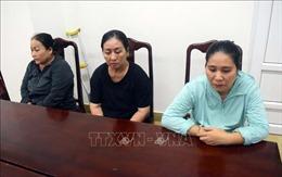 Băng trộm gia đình chuyên 'khoắng' tài sản tại bệnh viện