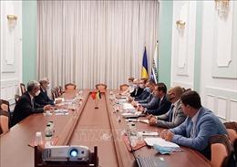 Thúc đẩy hợp tác kỹ thuật quân sự Việt Nam - Ukraine