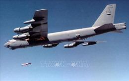 Mỹ điều máy báy ném bom hạng nặng B-52H Stratofortress đến Trung Đông