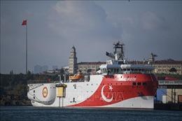 EU gia hạn lệnh trừng phạt Thổ Nhĩ Kỳ