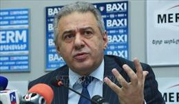 Armenia có Bộ trưởng Quốc phòng mới