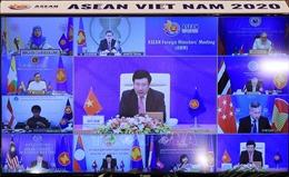 Báo Lào: Bộ trưởng Ngoại giao các nước ASEAN đánh giá rất cao những tiến bộ trong kết nối cộng đồng ASEAN