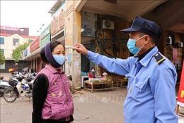 Bắc Ninh lắp đặt camera giám sát an ninh tại các chốt kiểm soát dịch COVID-19