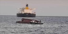 Đắm tàu cá của Thổ Nhĩ Kỳ, ít nhất 5 người mất tích