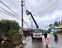 Bộ Công Thương chủ động hỗ trợ các địa phương khắc phục hậu quả bão lũ