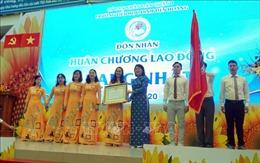 Lễ kỷ niệm 100 năm thành lập Trường Tiểu học Đinh Tiên Hoàng, TP Hồ Chí Minh