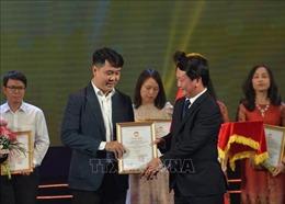 TTXVN đạt 4 giải báo chí 'Vì sự nghiệp Đại đoàn kết toàn dân tộc'lần thứ XIV