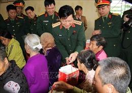 Đại tướng Ngô Xuân Lịch dự Ngày hội Đại đoàn kết toàn dân tộc tại Hà Nam