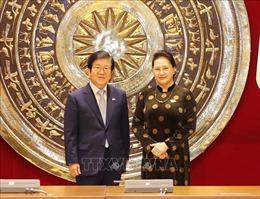 Báo chí Hàn Quốc: Chủ tịch Quốc hội Park Byeong Seug mong muốn nâng tầm quan hệ với Việt Nam