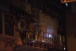 Hỏa hoạn thảm khốc tại nhà hàng ở Hong Kong làm 7 người thiệt mạng